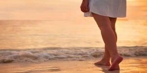 Los sintomas de varices aumentan durante el verano.