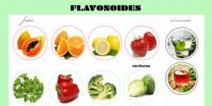 Alimentos para las varices