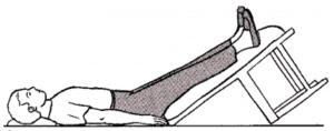 elevacion piernas