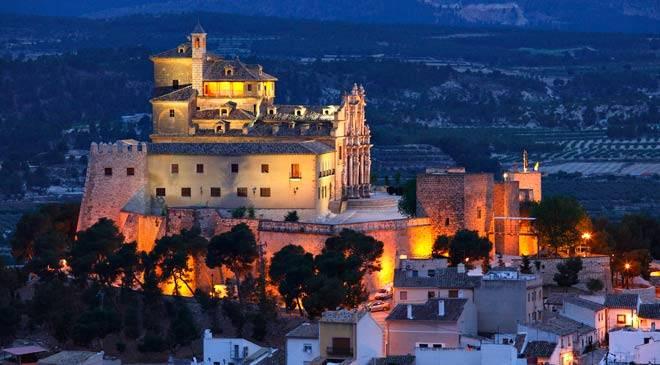 En 2017 se celebra el Año Santo de Caravaca de la Cruz (Murcia)