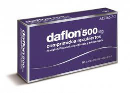 Medicamentos para las varices: Daflon 500