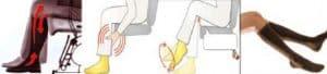 ejercicios para mejorar circulacion piernas